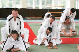 Летний спортивный лагерь под Тамбовом-2009